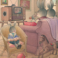 Rabbit Marcus The Great 08 by Kestutis Kasparavicius