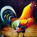 Rooster by Jose Manuel Abraham