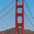 San Fransisco Bay Bridge by Charles McCleanon