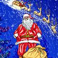 Santa Claus by Andrzej Szczerski