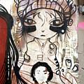 Strange Girl by Roger Muntes