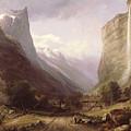 Swiss Scene by Samuel Jackson