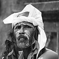 The Baris by Gusti putu  Suarsana