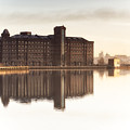 The Old Flour Mills by Rob Lester