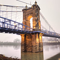 The Roebling Bridge by Keith Allen