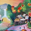 The Village by Saumya Saxena
