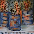 Tins by Kareni Bester