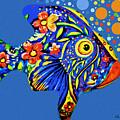 Tropical Fish by Eleni Mac Synodinos
