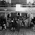 Uso Show May 5 1944 Black White 1940s Archive by Mark Goebel