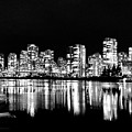 Vancouvers Silver Lining  by Dean Edwards