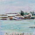 Venice Lagoon by Miriam