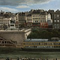 View Of The Seine by MotionAge Designs