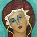 Virgin Mary by Vesna Antic