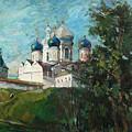Welcome To Russia by Juliya Zhukova