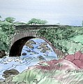 Wishing Bride Bridge, Co.. Kerry by Carol Veiga