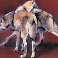 Wolf Composition by Mark Adlington