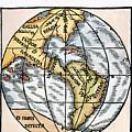 World Map, 1529 by Granger