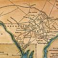 Underground Railroad Map by Granger
