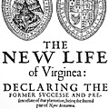 Virginia Tract, 1612 by Granger