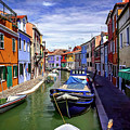 0045 Burano Colors 2 by Steve Sturgill