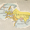 World Map, C1300 by Granger
