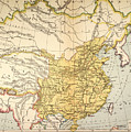 Map: China, 1910 by Granger