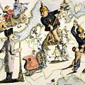 Europe: 1848 Uprisings by Granger