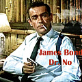 007, James Bond, Sean Connery, Dr No by Thomas Pollart