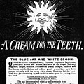 Fonweiss Toothpaste, 1887 by Granger