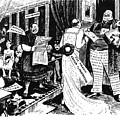 Press Cartoon, 1912 by Granger