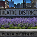 01 Plaza Of Stars Buffalo Theatre District by Michael Frank Jr
