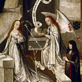 Spain: Annunciation, C1500 by Granger