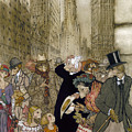 Rackham: City, 1924 by Granger