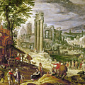 Roman Forum, 16th Century by Granger
