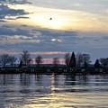 013 April Sunsets by Michael Frank Jr