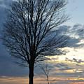 015 April Sunsets by Michael Frank Jr