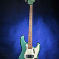 017.1834 Fender 1965 Jazz Bass Color by M K Miller