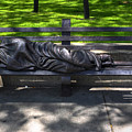 02 Homeless Jesus By Timothy P Schmalz by Michael Frank Jr