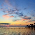 0201 Sunset Wisps On Sound by Jeff at JSJ Photography