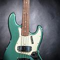020.1834 Fender 1965 Jazz Bass Color by M K Miller