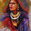 027 Sindh by Mahnoor Shah