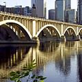 0333 3rd Avenue Bridge Minneapolis by Steve Sturgill