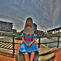 07 Shark Girl by Michael Frank Jr