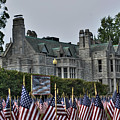 08 Flags For Fallen Soldiers Of Sep 11 by Michael Frank Jr