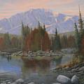 090506-1418   Colorado Morning by Kenneth Shanika
