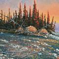 090902-68  All Aglow by Kenneth Shanika