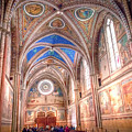 0957 Basilica Of Saint Francis Of Assisi by Steve Sturgill