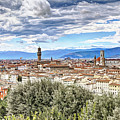 0960 Florence Italy by Steve Sturgill