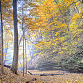 0983 Starved Rock Colors by Steve Sturgill