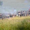Gettysburg Confederate Infantry 7503c by Cynthia Staley
